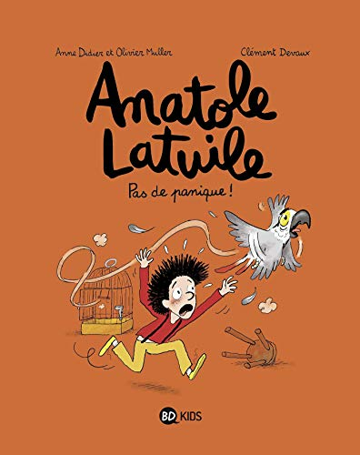 ANATOLE LATUILE  - TOME 5-  ULTRA TOP SECRET !