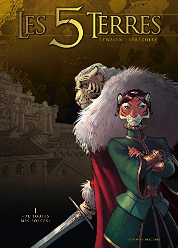 LES 5 TERRES - TOME 3-