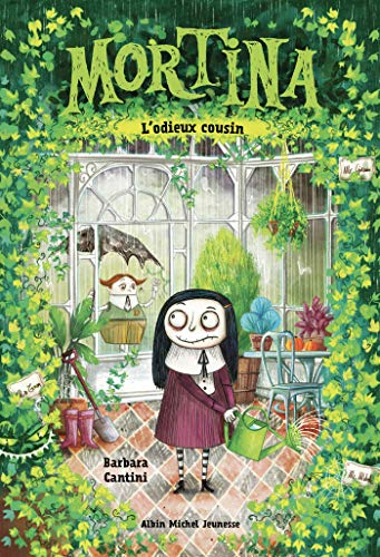 MORTINA -  TOME 2 - L'ODIEUX COUSIN